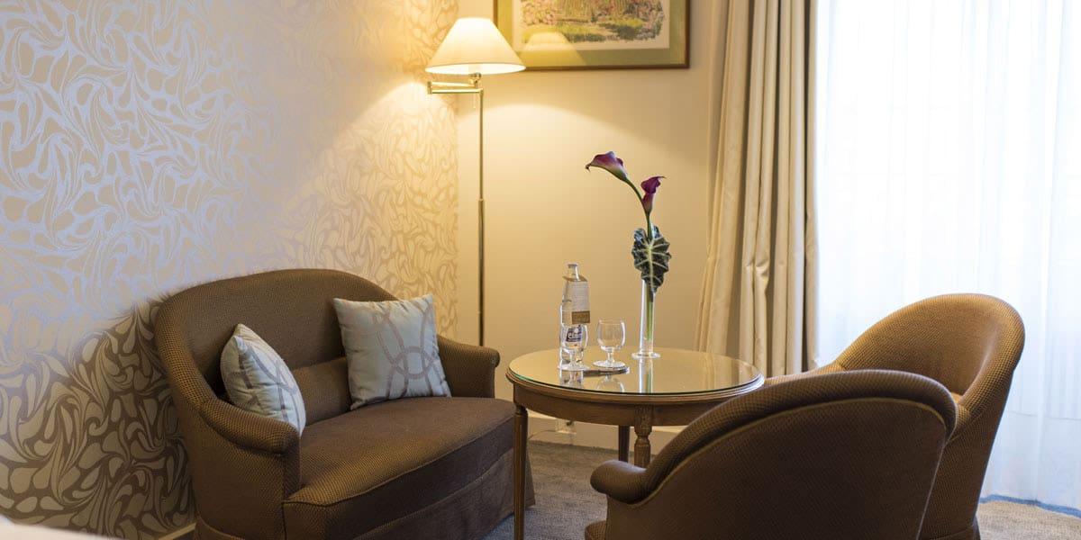Quarto Superior Hôtel Bristol Genève SITE OFFICIEL ~ Upgrade Quarto Hotel