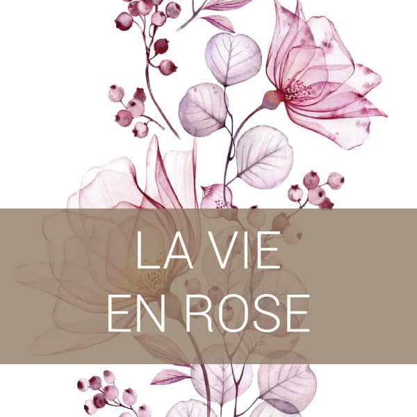 « La vie en rose » on Valentine's Day