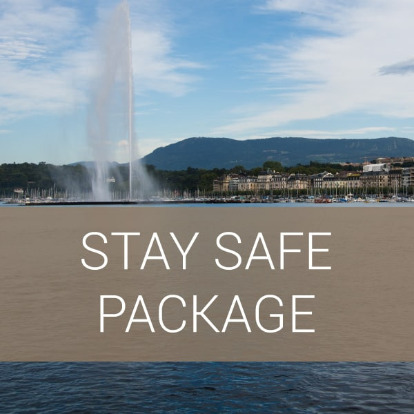 STAY SAFE PACKAGE